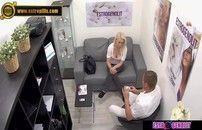 Primeiro video de sexo da loira peituda